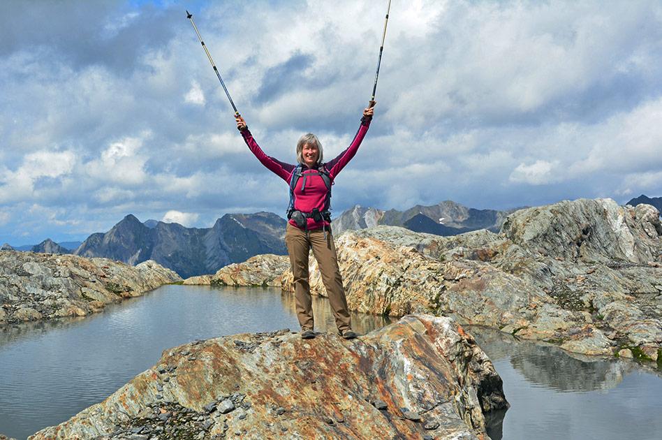 Kanadisches Wander Paradies - Durrand Glacier Chalet