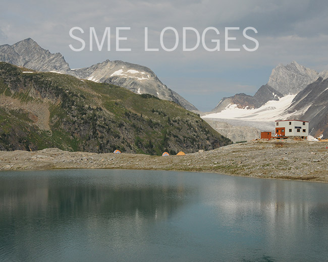 Our Lodges