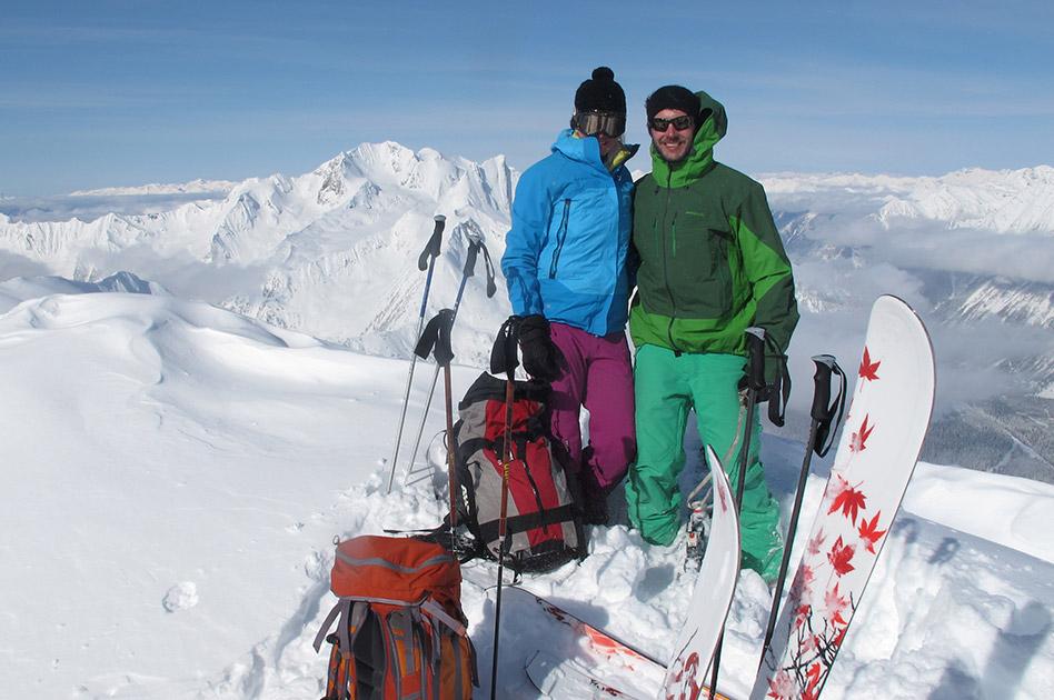 Geniesser SME Skitourenwochen