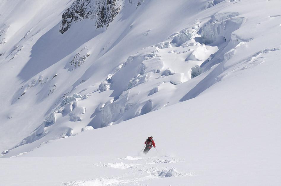 Die Kanadische Haute Route