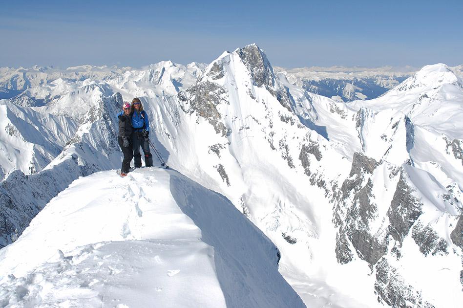 Klassische SME Skitourenwochen