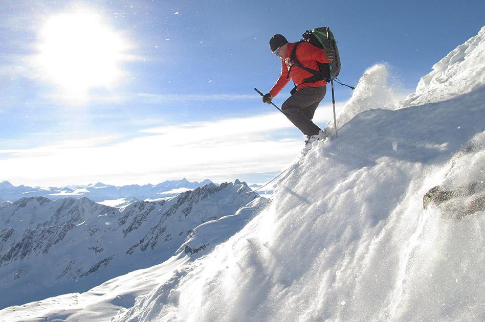 Skitouren - Selkirk Mountain Experience