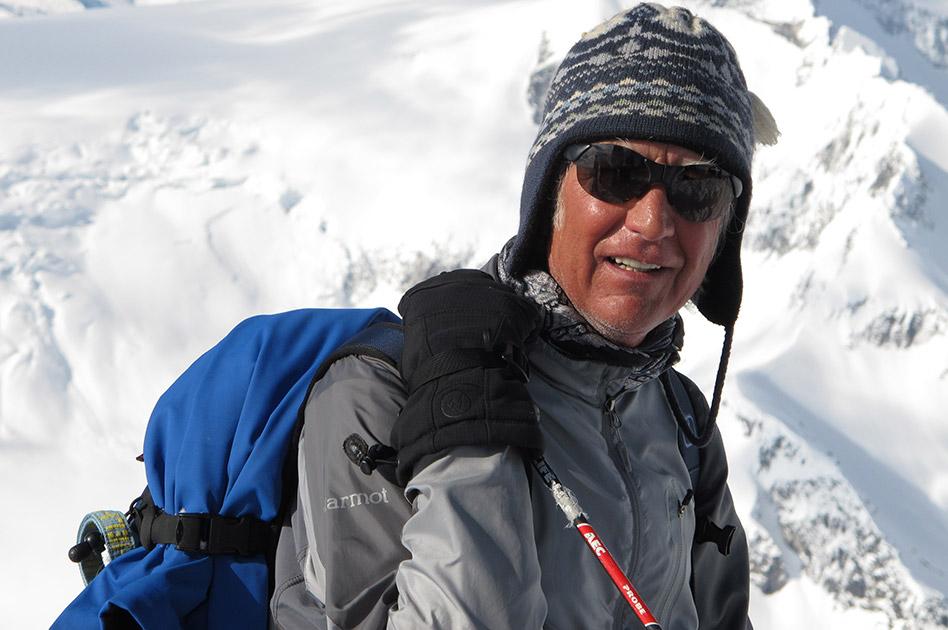 Skifahren - Durrand Glacier Chalet