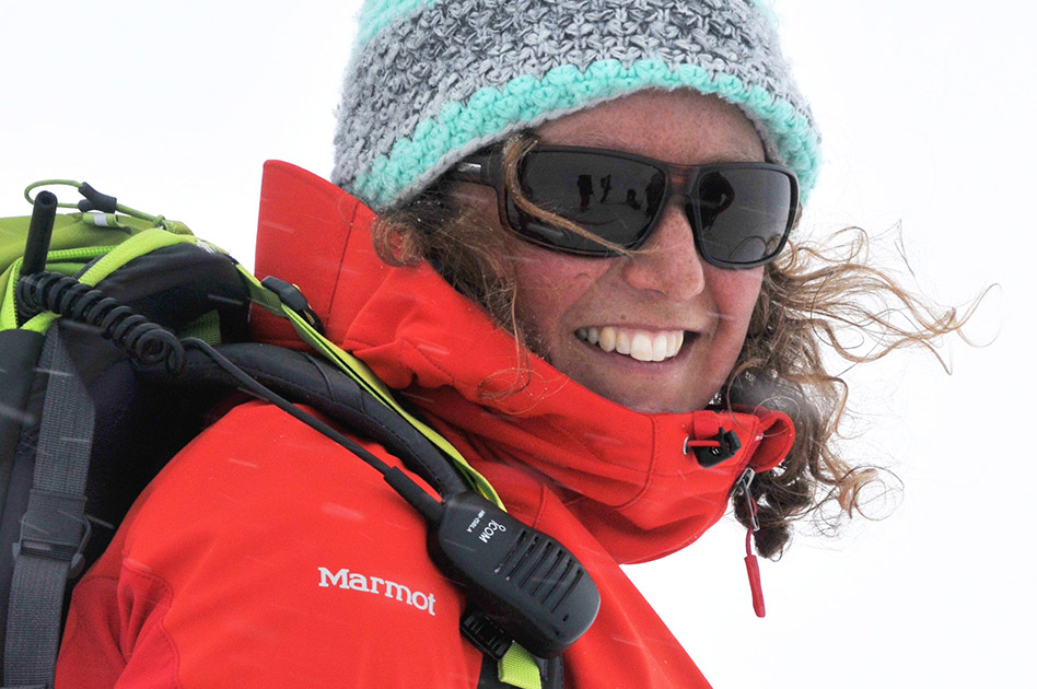 Madeleine Martin-Preney - Selkirk Mountain Experience