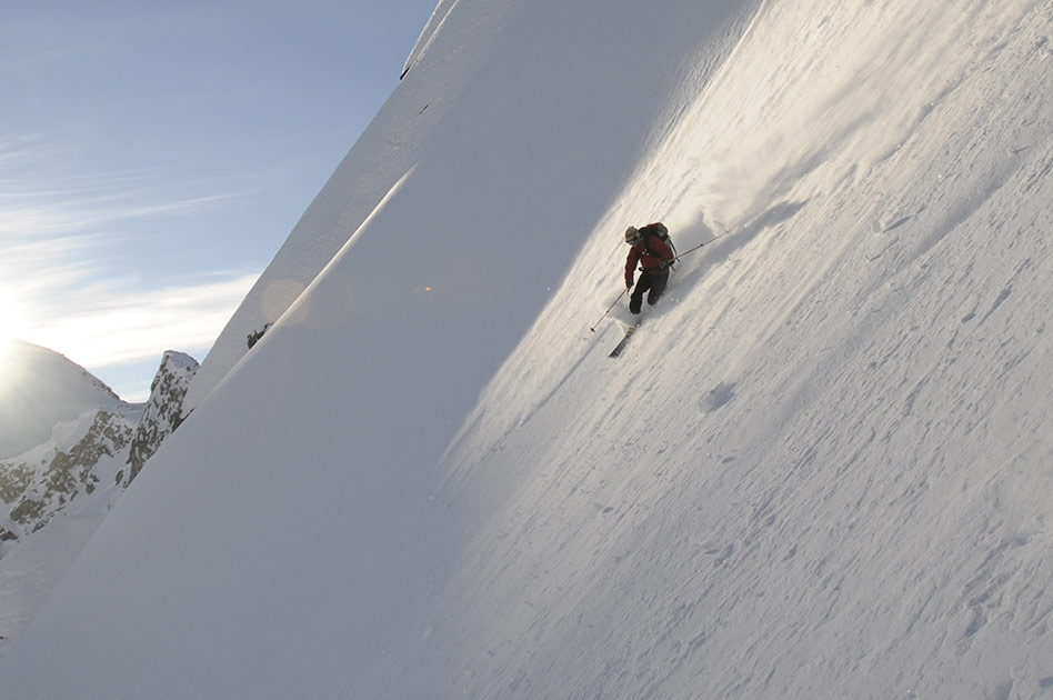 Avalanche Safety Course at Selkirk Mountain Experience