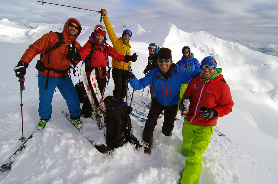 2015 Winter Ski Schedule