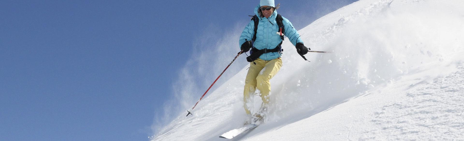 Skitourenangebote