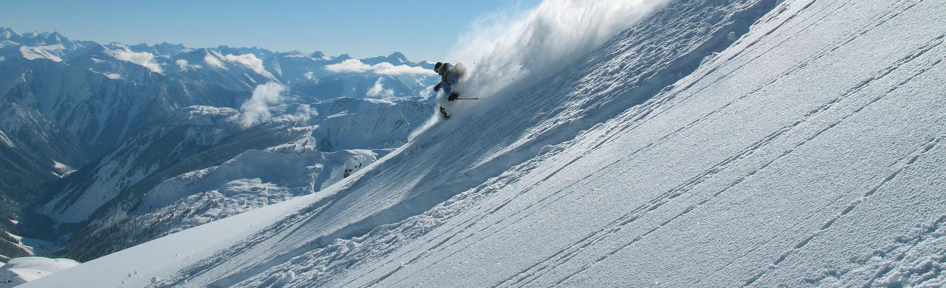 Das grösste Skitourenerlebnis der Welt