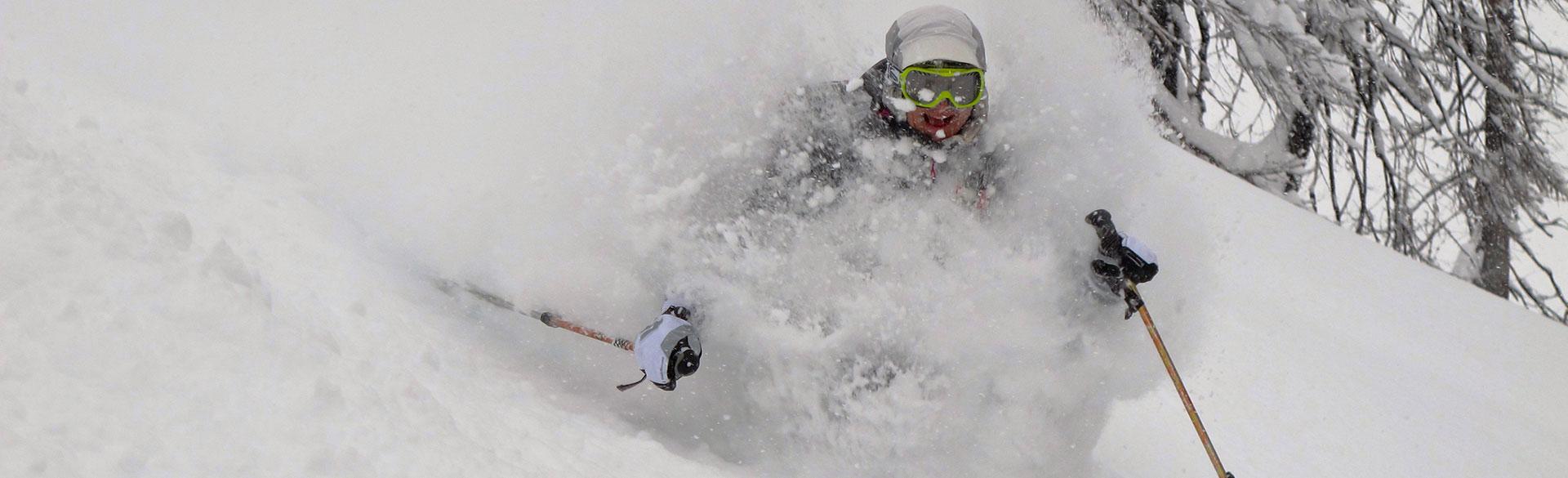 Skitourenangebote - Geniesser SME