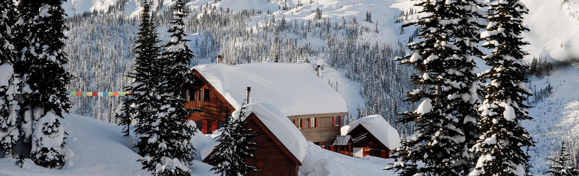 The Durrand Glacier Chalets